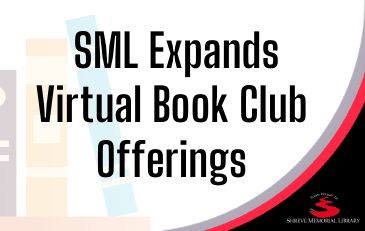 SML Expands Virtual Book Club Offerings