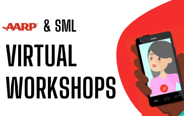 Shreve Memorial Library and AARP Louisiana Partner for Virtual Workshop Series